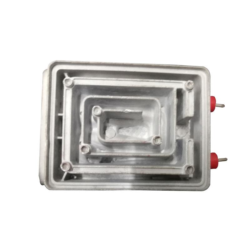 Aluminum Alloy Garment Ironing Machine Internal Accessories5