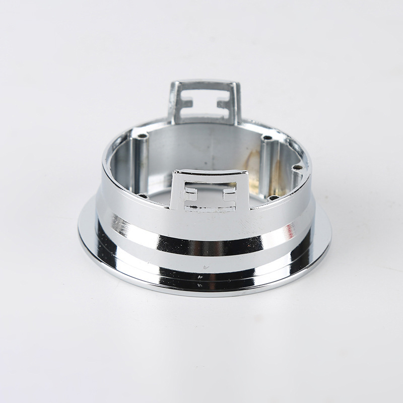 Aluminum Alloy Machine Parts By Die Casting And Cnc Machining2