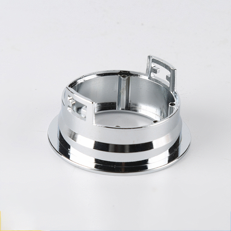 Aluminum Alloy Machine Parts By Die Casting And Cnc Machining4
