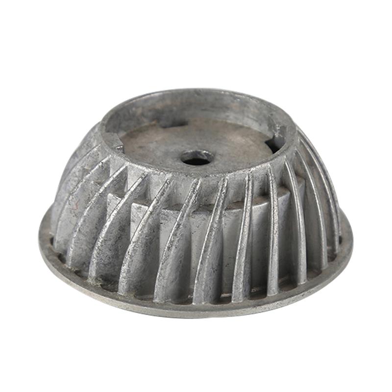 Aluminium Die-Casting Machining LED Lampshade