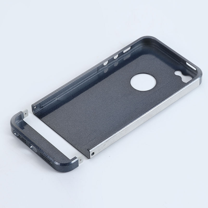 Zinc Alloy Die-Casting And Mold Making Mobile Phone Enclosure4