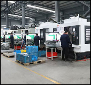 CNC machining bokhoni