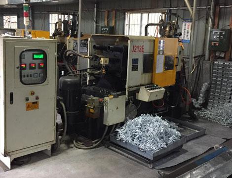 servicio de fundición a presión de zinc en china minghe