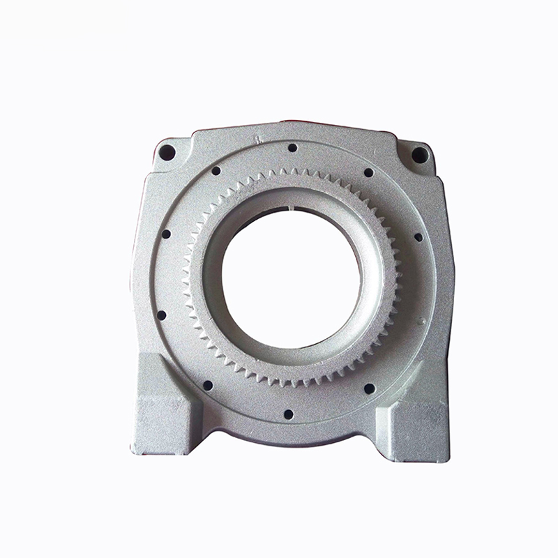 Die Casting Of Aluminum Base And Gear Cover