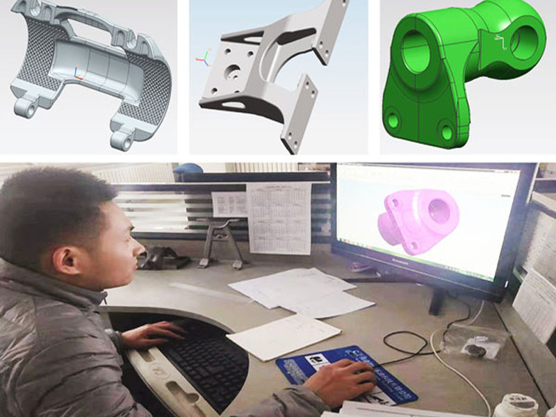Desarrollo y diseño de moldes