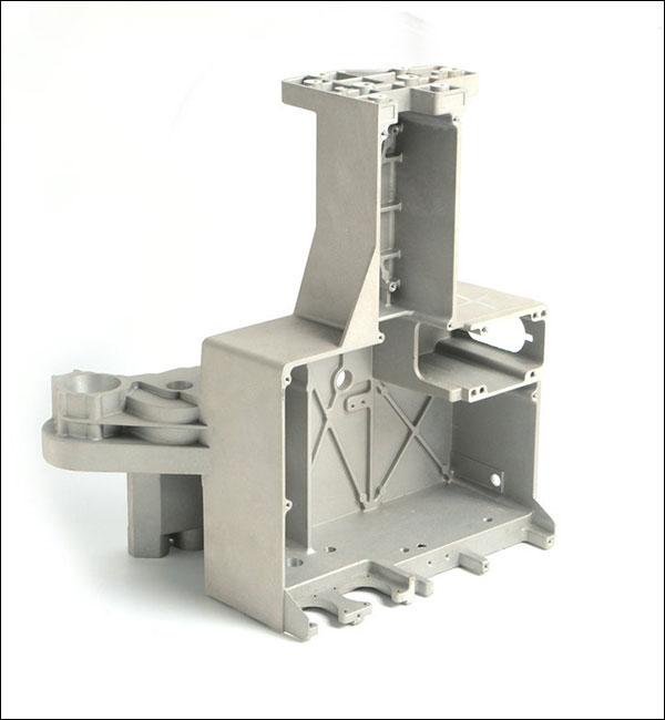 Fundición y mecanizado CNC de piezas mecánicas (10)