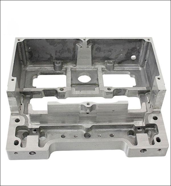 Fundición y mecanizado CNC de piezas mecánicas (9)
